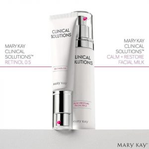 Mary Kay Clinical Solutions Retinol 0.5 Set