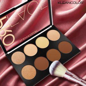 Kleancolor Pro Face Palette