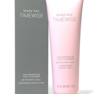 Mary Kay Timewise Miracle 3D Age Minimize 4 in 1
