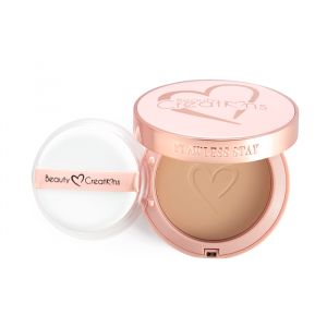 Beauty Creations Flawless Stay Powder Foundation - 1.0